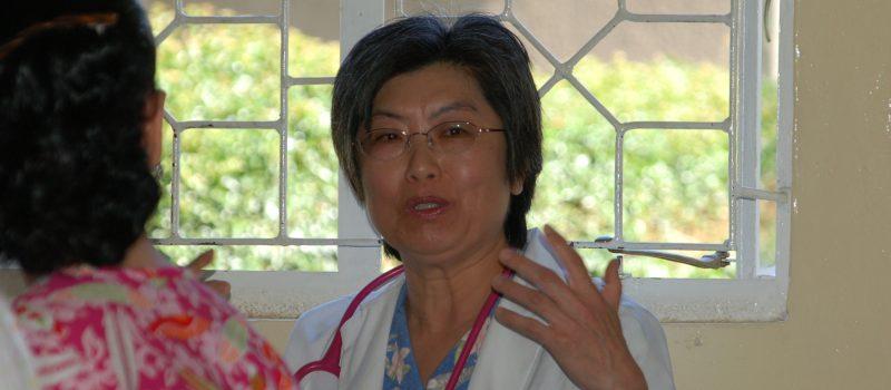 Mihoko Matsuda Nelsen, M.D. 1947-2018